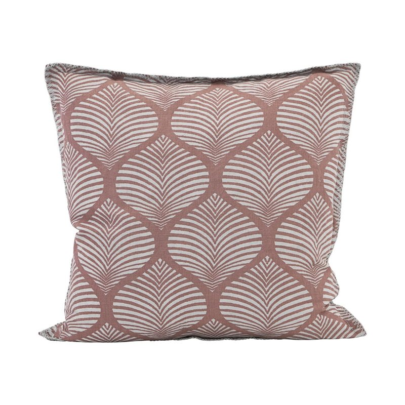 House Doctor Cushion cover, Paper, Nude