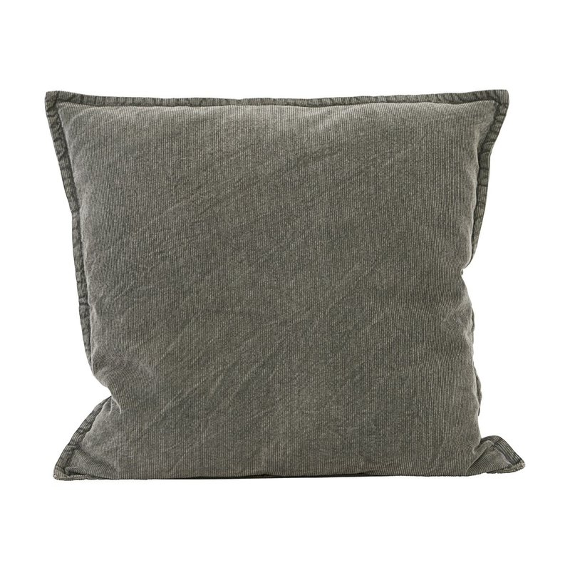 House Doctor Cushion cover, Cur, Dark grey