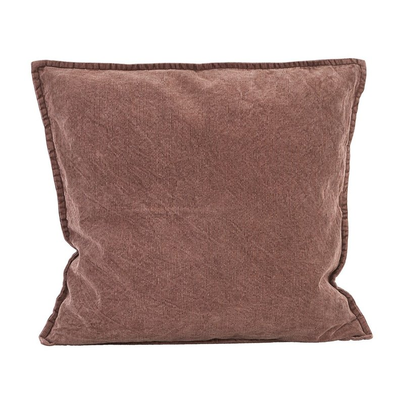 House Doctor Cushion cover, Cur, Red/Brown