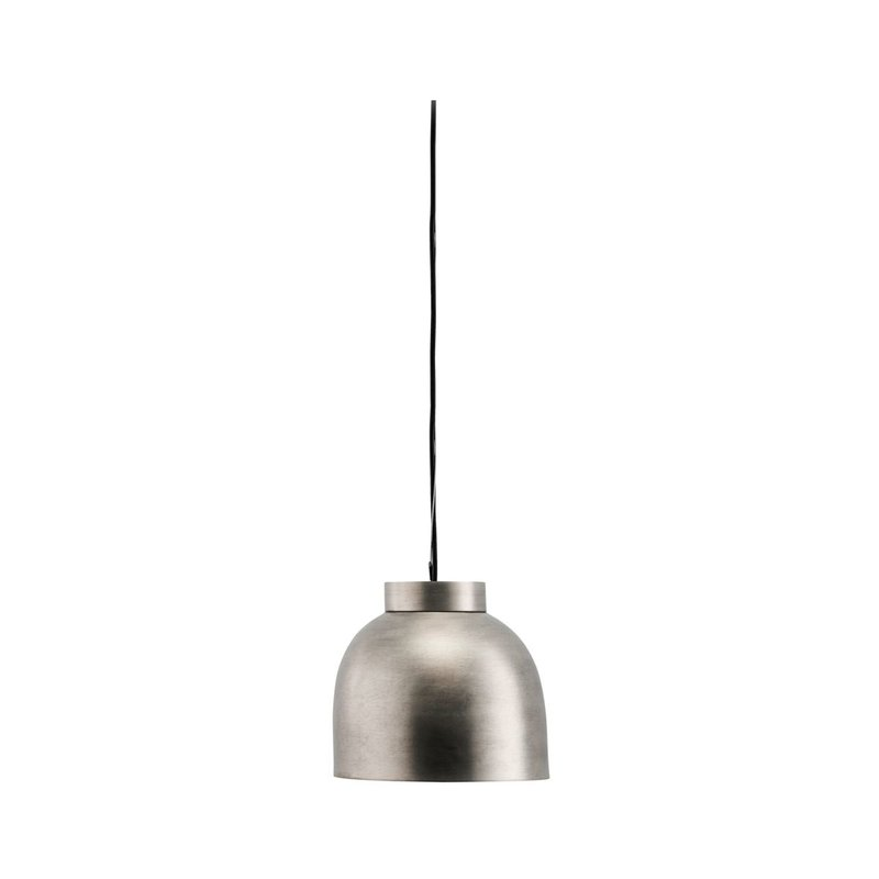 House Doctor Lamp, Bowl, Gunmetal, E27, Max 40 W, 3 m cable