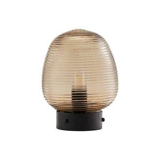 House Doctor Lamp Ghia, bruin