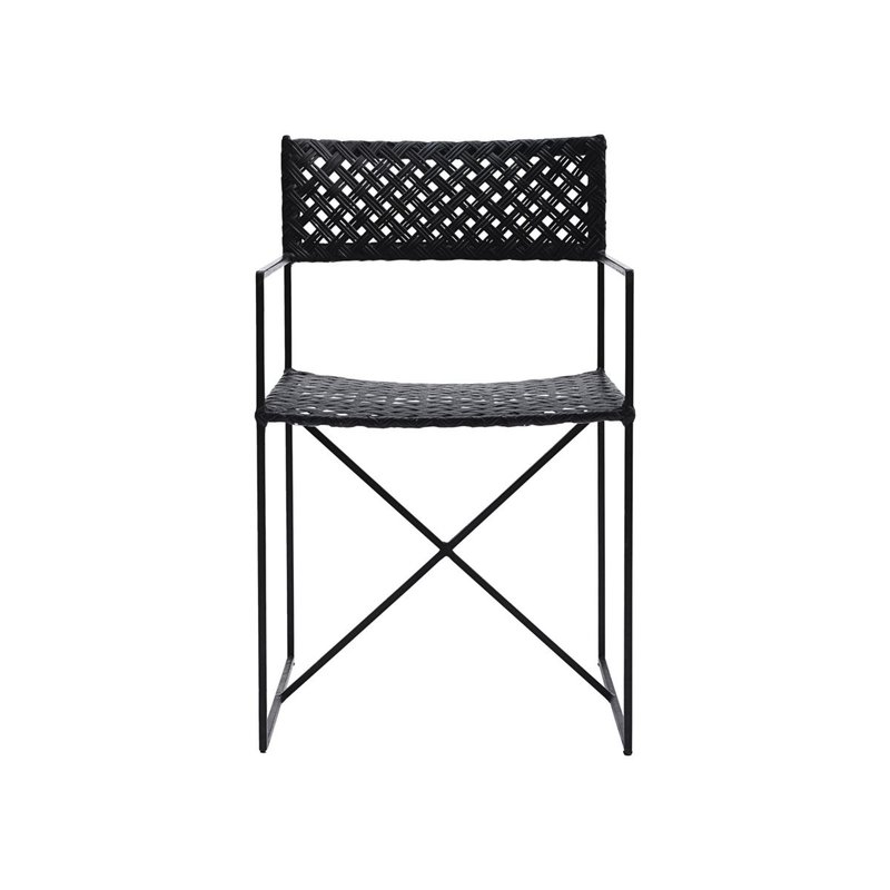 House Doctor Chair, Oscar, Black