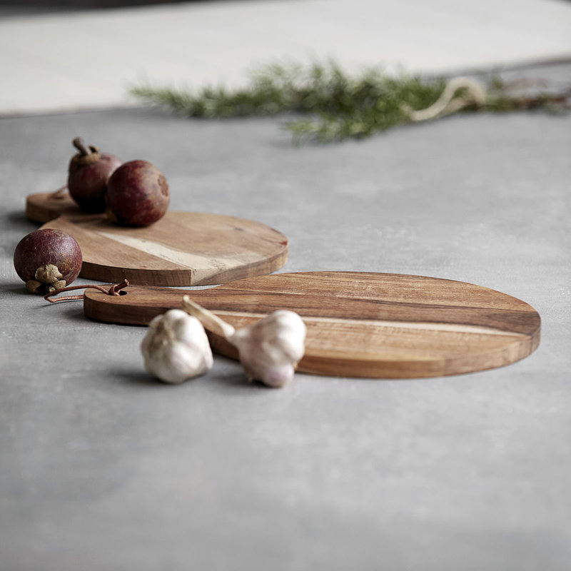 House Doctor Cutting board, Cutting boards, Nature, Set of 2 sizes