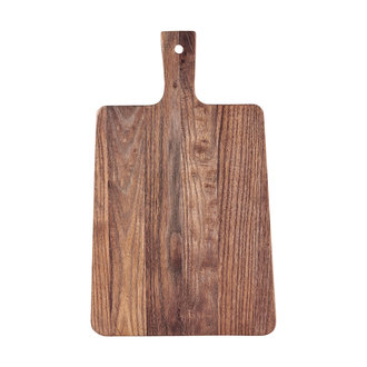 House Doctor Cutting board, Walnut, Nature