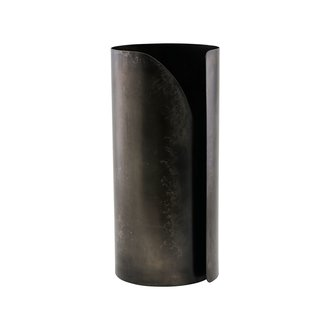 House Doctor Paper towel stand, Wipe, Black antique, Finish/Colour may va