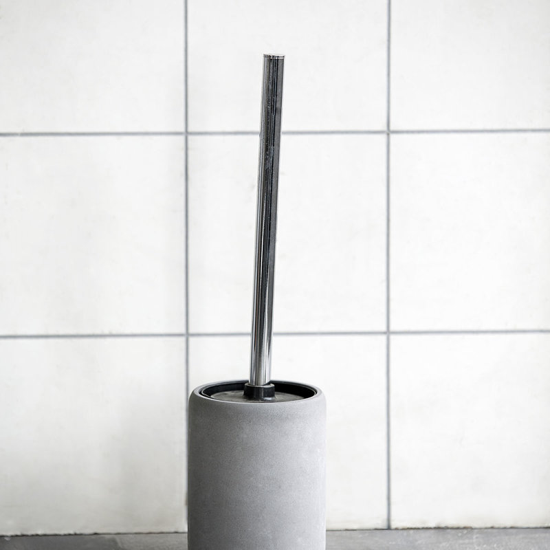 House Doctor Toiletborstel, Cement, Staal/Vezelbeton