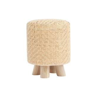 House Doctor Stool, Weave, Nature