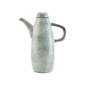 House Doctor Jug w. lid, Rustic, Grey/Blue, Finish/Colour may vary
