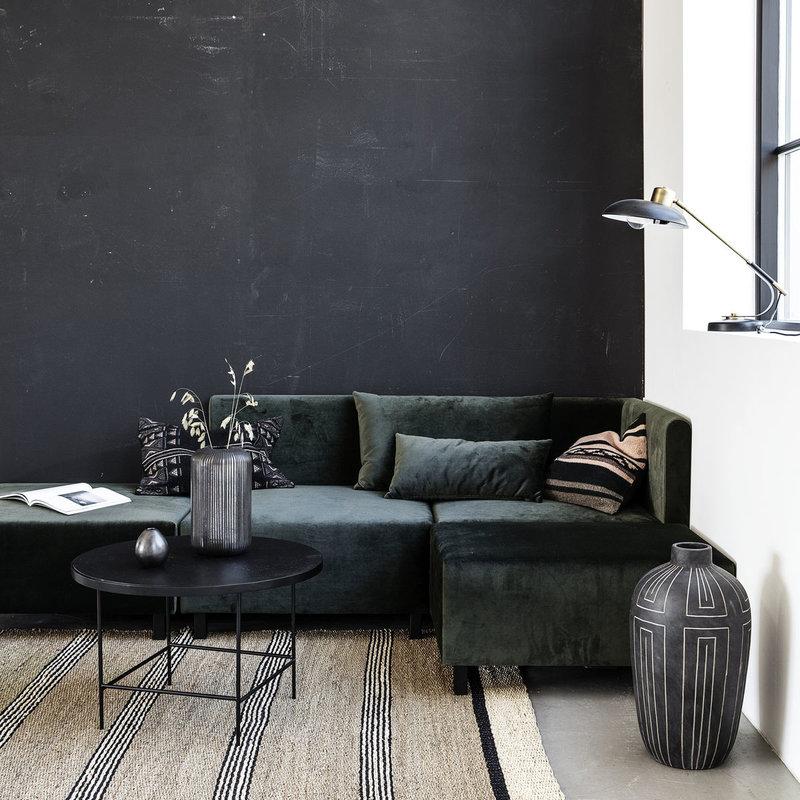 House Doctor Coffee table, Balance, Black