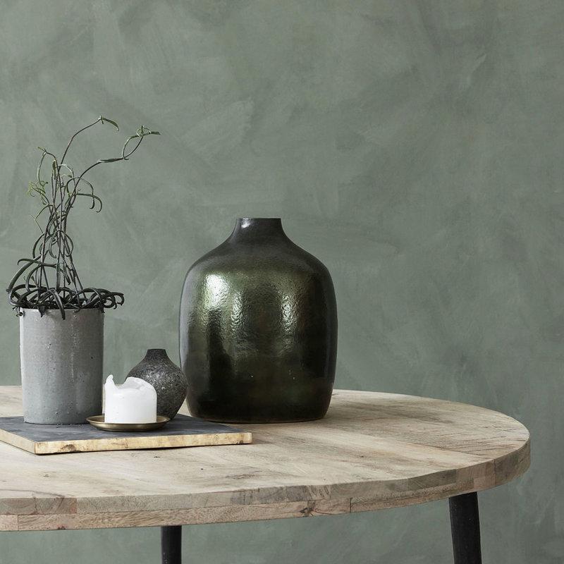 House Doctor Vase, Deep, Green