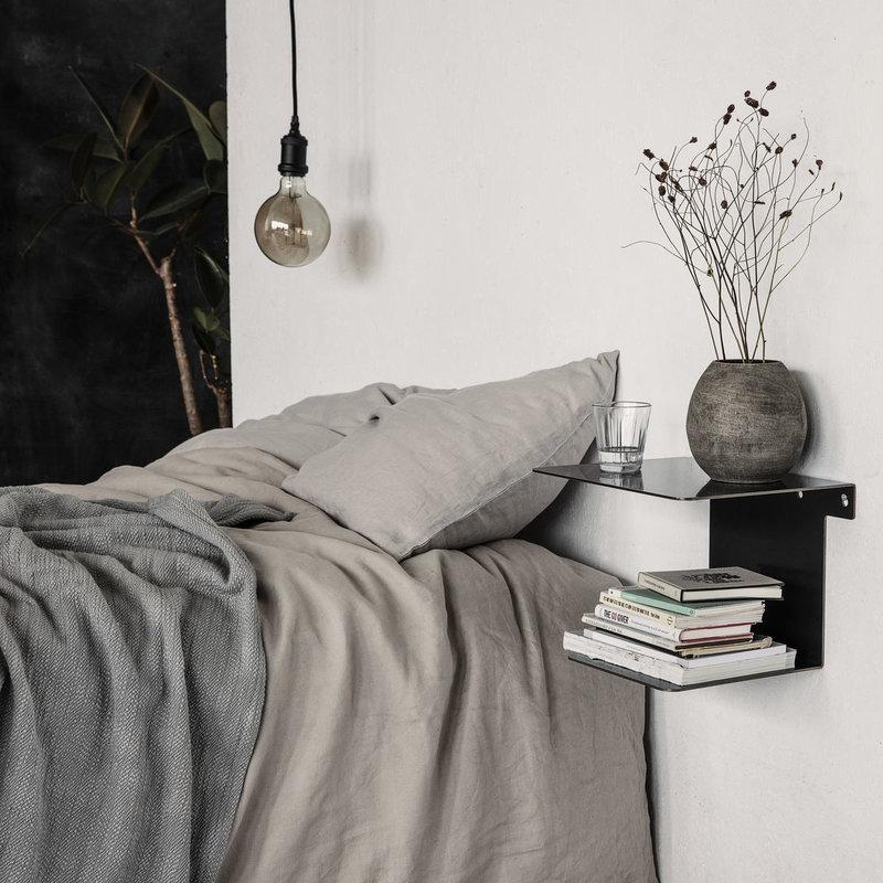House Doctor Shelf, Book, Black antique
