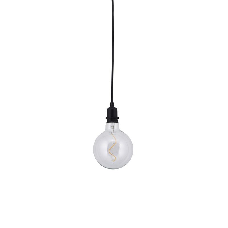 House Doctor Lamp Coso, zwart