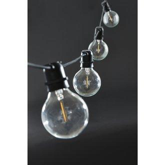 House Doctor Lichtketting, Function, zwart
