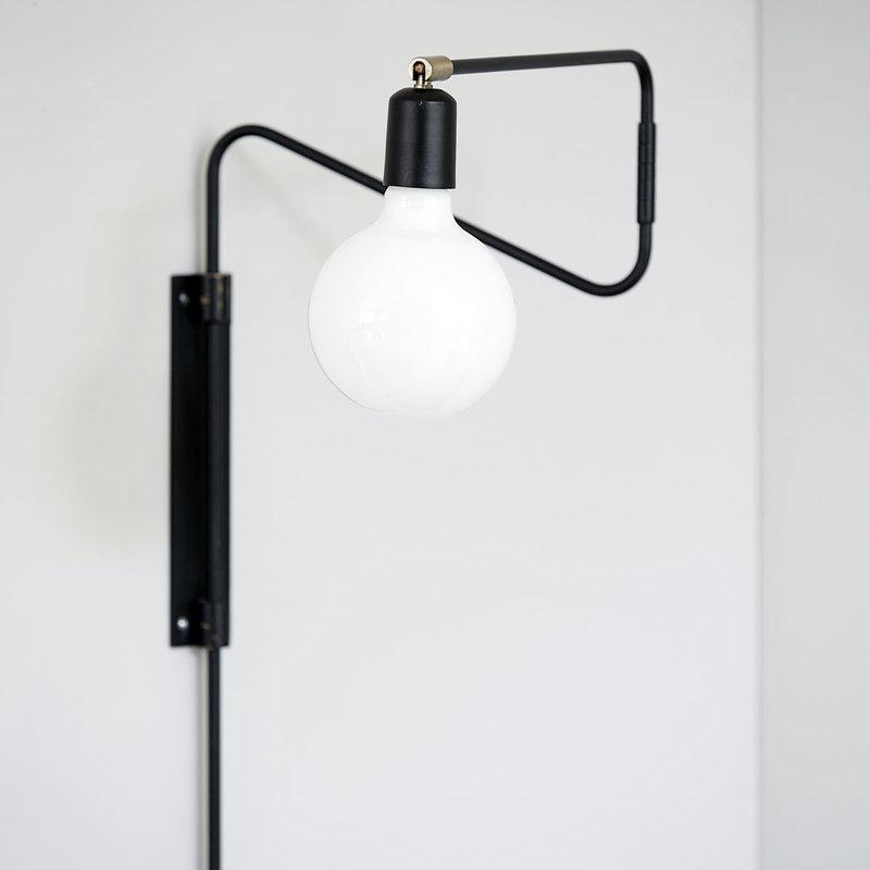 House Doctor LED bulb, White Decoration, E27, 2 W, Lifetime 30.000 hours,