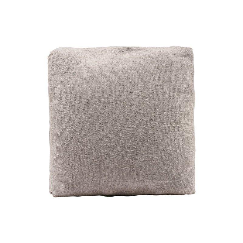 House Doctor Chair pad, Alba, Light grey, (pillow: 203015000)
