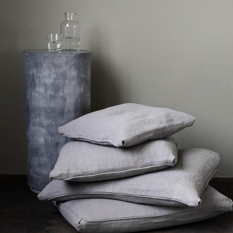 House Doctor Chair pad, Alba, Light grey, (pillow: 203016000)