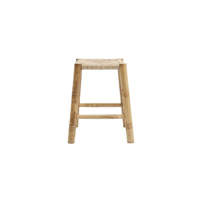 House Doctor Stool, Kalyan, Nature, Finish/Colour may vary