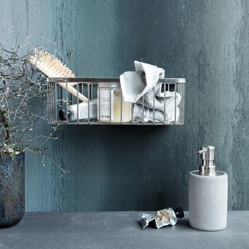House Doctor Basket, Bath, Single