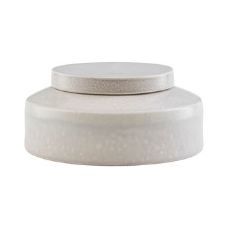 House Doctor Storage w. lid, Kala, Light grey