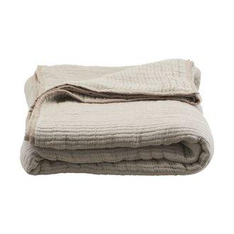 House Doctor Bedspread, Lia, Sand