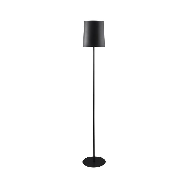 House Doctor Floor lamp, Noida, Black, E27, Max 40 W, 3.5 m cable