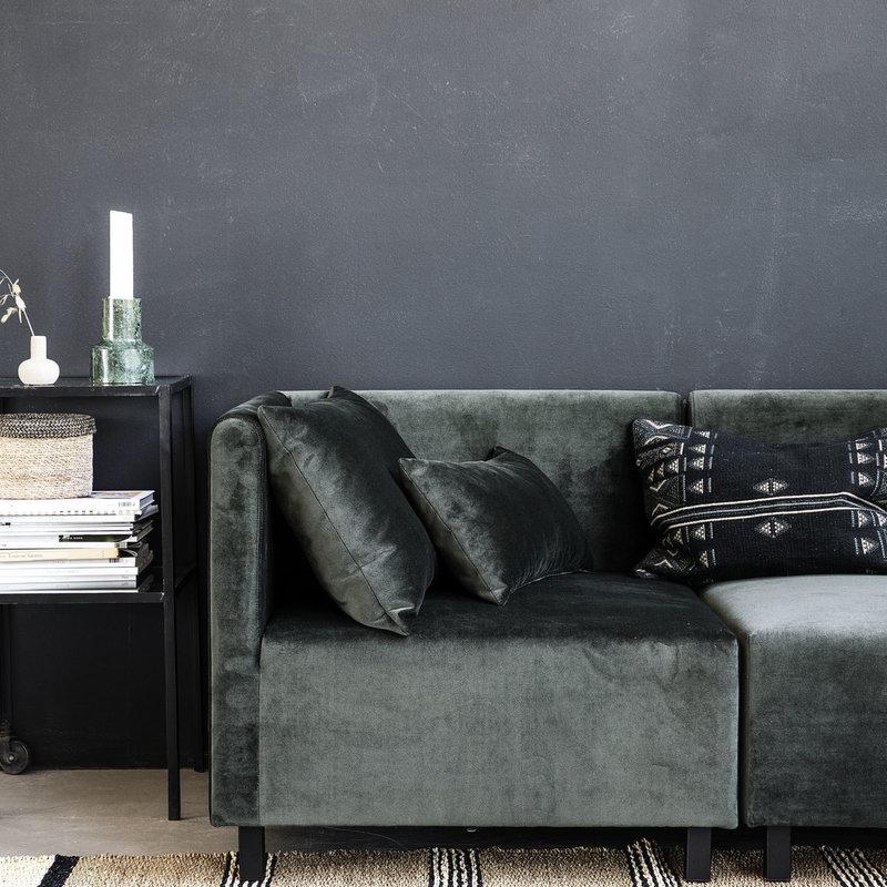 House Doctor Sofa hoekgedeelte, Slow, groen