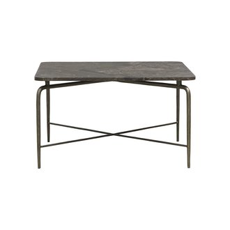 House Doctor Coffee table, Square, Brown, Finish/Colour may vary