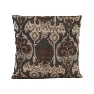House Doctor Cushion cover, Laha, Dark Green, Finish/Colour may vary