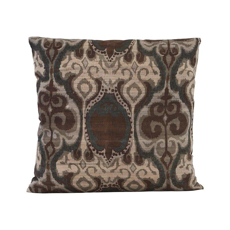 House Doctor Cushion cover, Laha, Dark Green, Finish/Colour may vary
