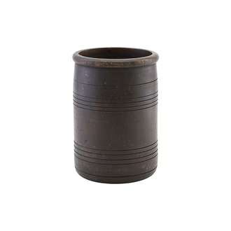 House Doctor Storage/Planter, Kango, Dark brown, Finish/Colour may vary