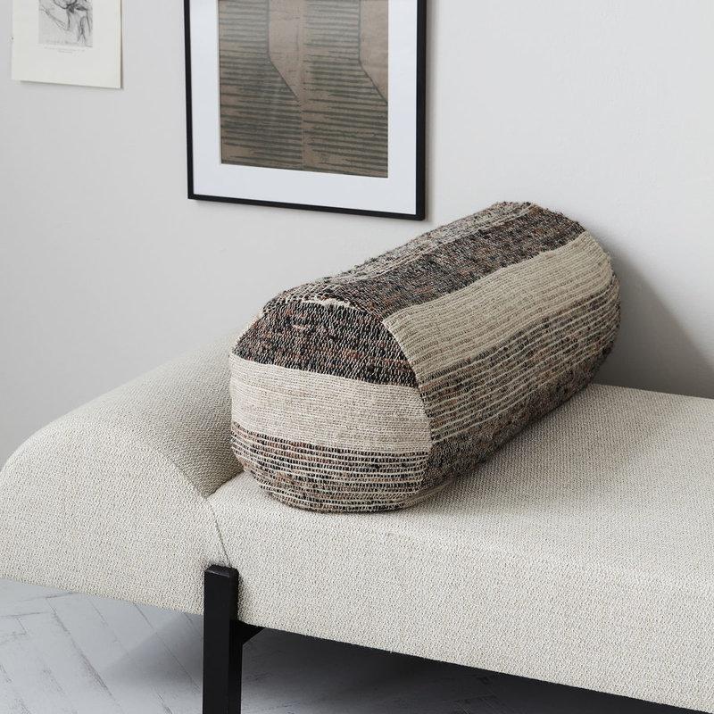 House Doctor Cushion cover, Linn, Grey