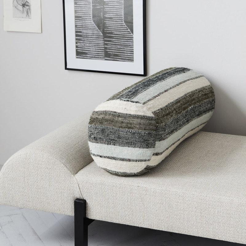 House Doctor Cushion cover, Linn, Blue