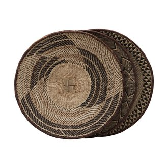House Doctor Basket, Tonga, Assorted, Size and pattern will vary