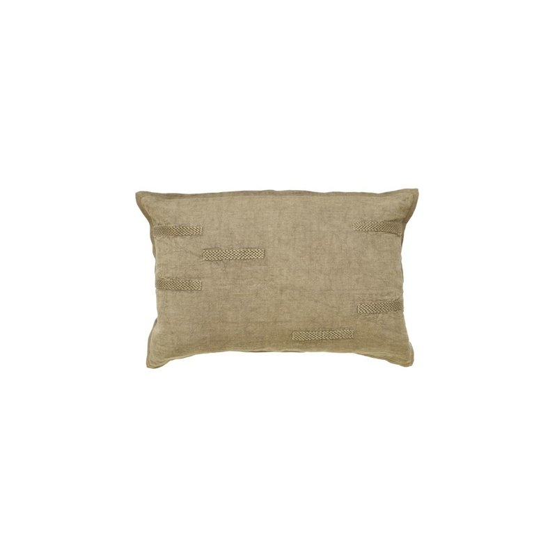 House Doctor Cushion cover, Mollie, Camel, Finish/Colour may vary