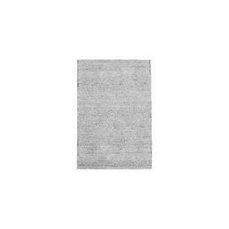 House Doctor Rug, Mara, Grey, Finish/Colour may vary