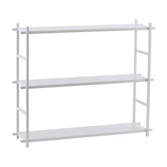 House Doctor Shelf, Simple, Grey