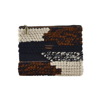 House Doctor Clutch, Combo 2, Ivory/Black