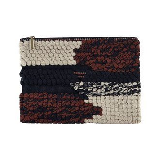 House Doctor Clutch, Combo 2, Black/Ivory