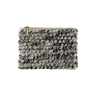 House Doctor Clutch, Tofted, Ivory/Black