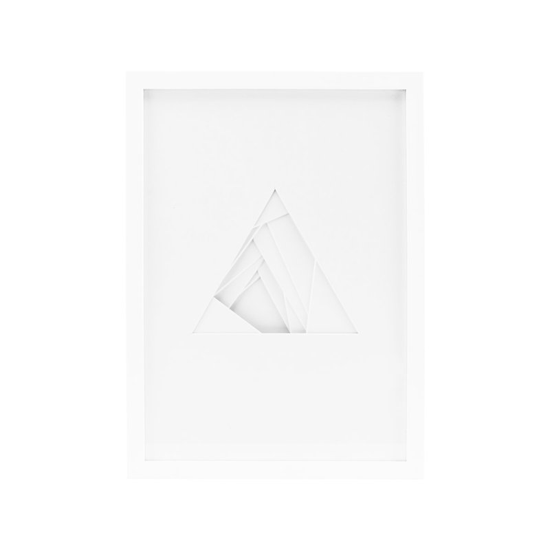 House Doctor Relief, Shapes/Triangle