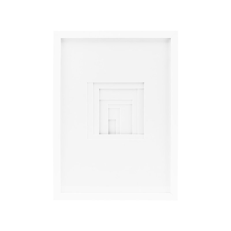 House Doctor Relief, Shapes/Square