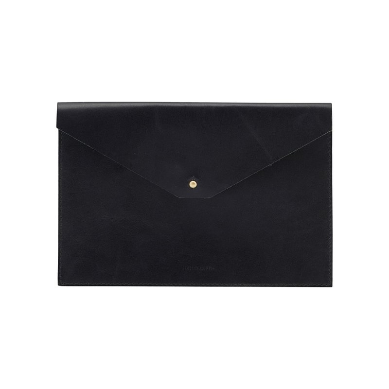 Monograph Sleeve, Black