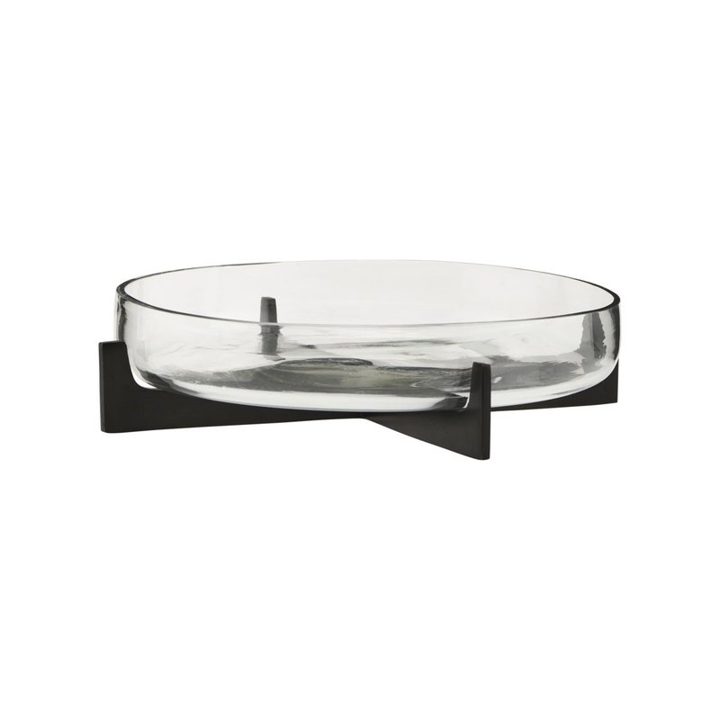 House Doctor Bowl, Gravity, Raw iron, Finish/Colour may vary