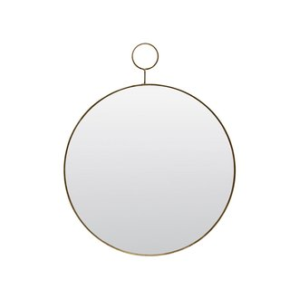 House Doctor Mirror, The Loop, Brass