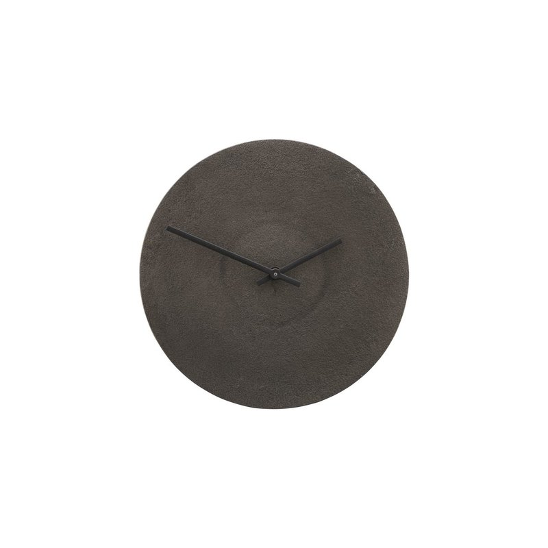 House Doctor Clock, Thrissur, Antique metallic, (Battery AA), Finish/Colo