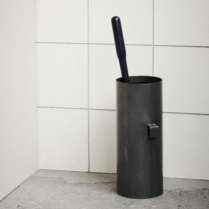 House Doctor Toiletborstel, Simply, Ijzer