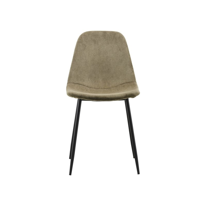 House Doctor Chair, Found, Green, Seat height: 46  cm