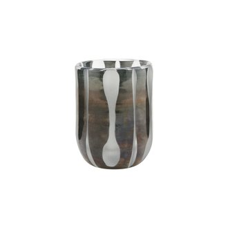 House Doctor Tealight holder, Bai, Grey