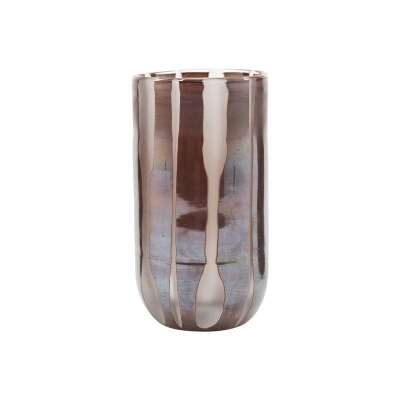 House Doctor Vase, Bai, Brown
