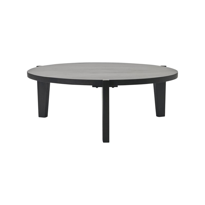 House Doctor Coffee table, Bali, Black stain